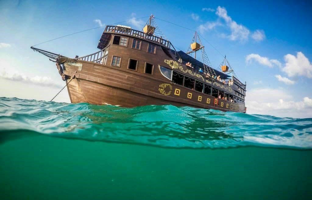 Prirate Ship